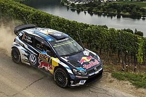 WRC Laporan leg WRC Jerman: Ogier semakin dekat dengan kemenangan, Sordo naik ke posisi kedua