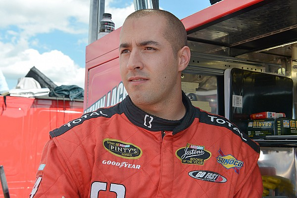 NASCAR Canada Breaking news Kevin Lacroix stays perfect on road courses in Pinty's win at Toronto