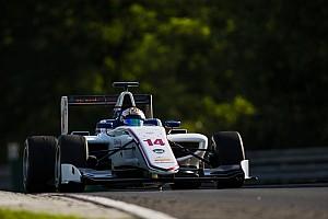 GP3 Race report Hungary GP3: Parry scores maiden win as De Vries stalls