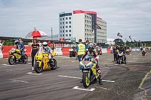 UASBK Репортаж з гонки ШКМП третій етап: завершення вікенду
