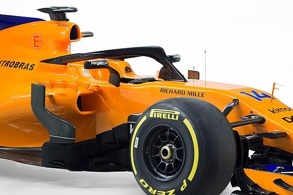 Formel 1 Analyse Formel-1-Technik: Was ist neu am McLaren-Renault MCL33?