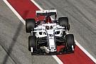 Allison: Barcelona, Pirelli lastikleri için