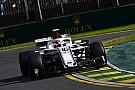 Alfa Romeo Sauber retient sa progression sur trois jours
