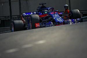 Formula 1 Son dakika Hartley, sıralama turlarının ardından çok üzgün