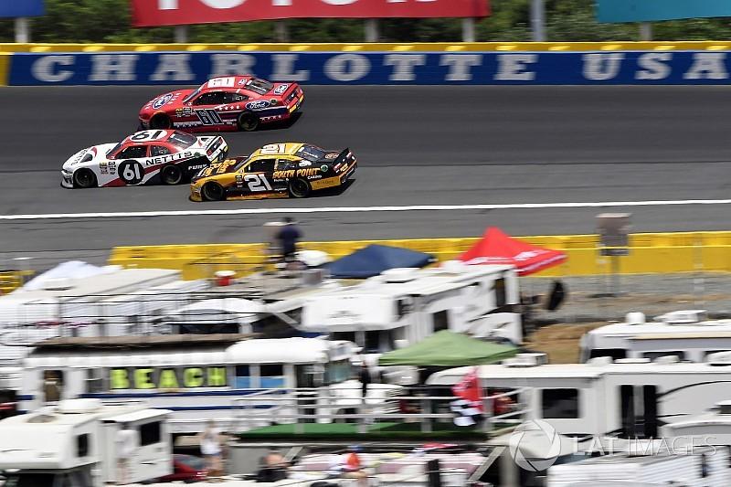 Аварии в Монако и сейвы в NASCAR: лучшее гоночное видео уик-энда