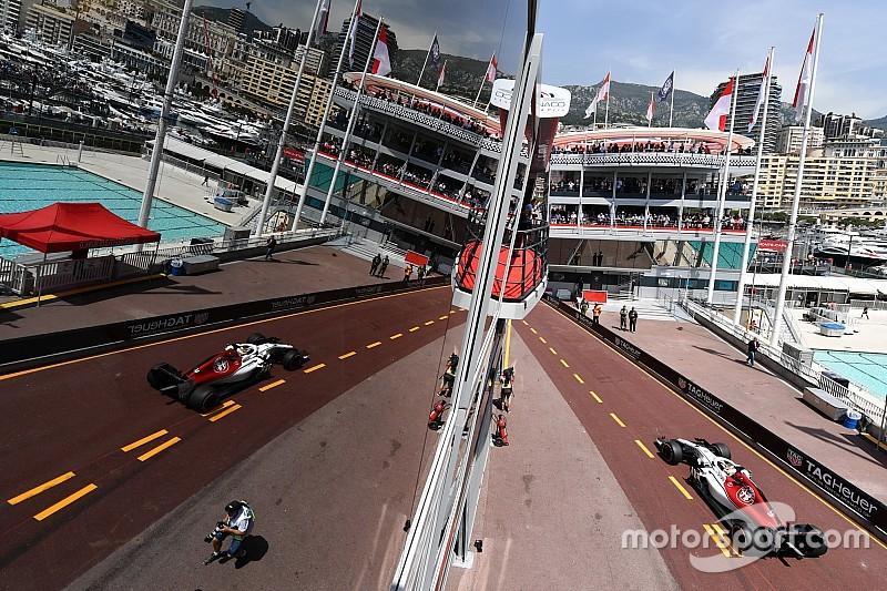A Sauber nagy sikere a Monacói Nagydíjon: 2.21 másodperces kerékcsere