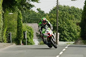 Road racing Special feature How to save a massive moment in the IoM TT