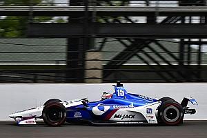 IndyCar Antrenman raporu Indy 500: Rahal lider, Hildebrand duvara çarptı