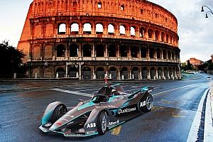 Formula E Breaking news Mobil Formula E baru sanggup melaju lebih dari 300 km/jam