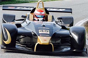 CIP Ultime notizie Test in pista per la Wolf Thunder del Campionato Italiano Sport Prototipi