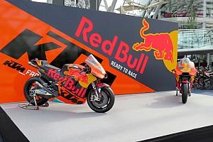 MotoGP Важливі новини KTM презентував мотоцикли MotoGP 2018 року