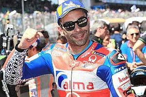 MotoGP Intervista Petrucci fiducioso: