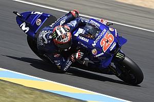 MotoGP Relato de testes Viñales lidera teste de pneus da MotoGP em Barcelona