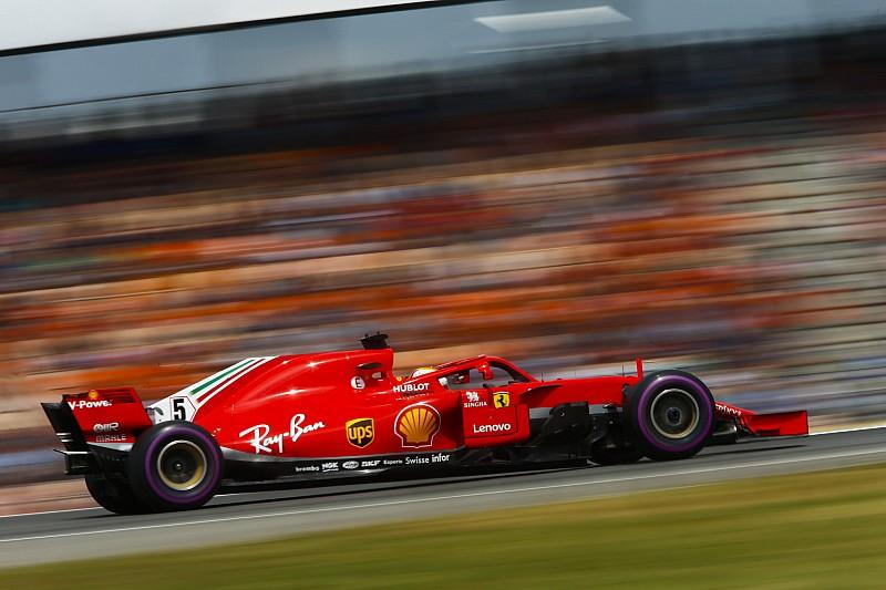 Онлайн Гран При Германии: гонка