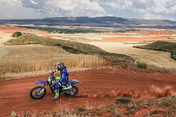 Cross-Country Rally Stage report Baja Aragon: Sherco TVS scores first ever win