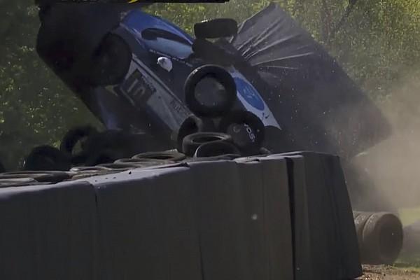 GT4 European Series Nieuws Video: Megaklapper voor Ricardo van der Ende op Brands Hatch