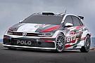 WRC Volkswagen: presentata a Maiorca la Polo GTI R5 per il WRC2