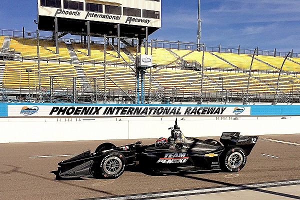 Carpenter, Power optimistic 2018 IndyCar can improve Phoenix race