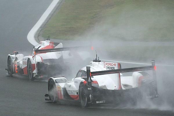 WEC 速報ニュース 母国優勝トヨタ社長がポルシェにメッセージ「最後まで全力のレースを」