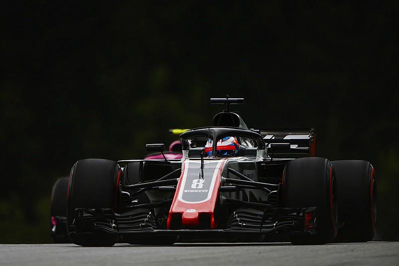 Grosjean, Avusturya'daki ilk günden mutlu ayrıldı