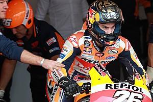 MotoGP News Trotz Verletzung: Dani Pedrosa fährt in Austin