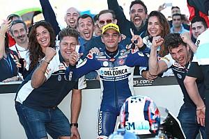 Moto3 Crónica de Carrera Martín logra su primera victoria en el Mundial