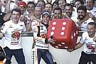 GALERI: Selebrasi juara dunia Marc Marquez