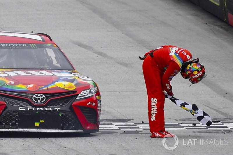NASCAR: Kyle Busch gewinnt