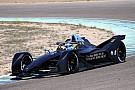 Fórmula E Bruno Spengler probó el BMW iFE.18 para Fórmula E