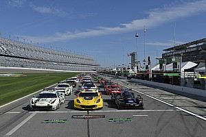 IMSA Crónica de Clasificación La parrilla de las 24 Horas de Daytona en imágenes