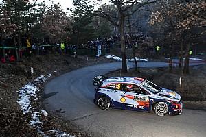 WRC Noticias de última hora Video: Dani Sordo abandona el Rally Monte Carlo