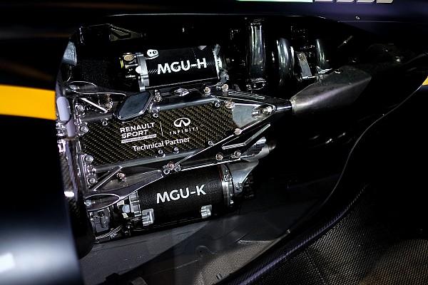 Формула 1 Важливі новини Renault «придушить» двигун на тестах Ф1