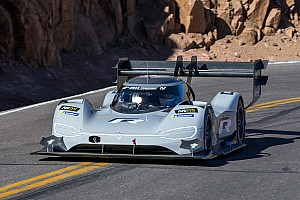 "Hillclimb Breaking news Dumas: One-shot challenge of Pikes Peak ""harder"" than Le Mans"