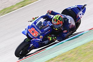 MotoGP Breaking news Vinales: Slow start threw Barcelona race