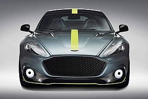 Auto Actualités Aston Martin Rapide AMR: un dernier au revoir ?