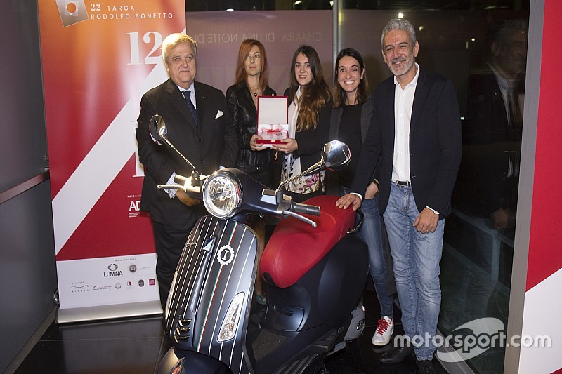 La Vespa by Lapo Elkann premio per la Targa Rodolfo Bonetto