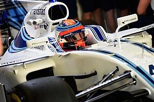 F1 速報ニュース ウイリアムズのリザーブに就任。クビサ「レース復帰に向け重要な一歩」