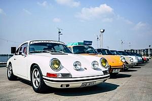 Автомобілі Важливі новини Фанати Porsche 911 влаштували найбільший зліт у Бангкоку