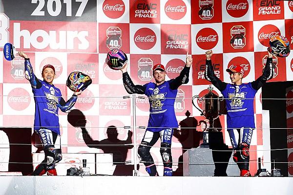 """FIM Endurance Derde overwinning Van der Mark in 8 uur van Suzuka: """"Kijk nu al uit naar volgend jaar"""""""