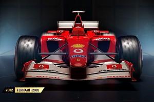FORMULA 1 LİGİ Son dakika F1 2017'de yer alacak klasik Ferrari araçları belli oldu