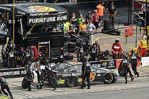 NASCAR Cup Breaking news Furniture Row Racing takes over management of its pit crews