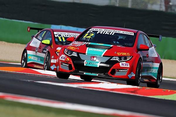 ETCC News Rikli Motorsport wieder mit zwei Honda im ETCC