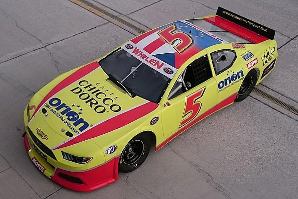 NASCAR Euro Ultime notizie La Renauer Motorsport annuncia la sua line-up per la NASCAR Whelen