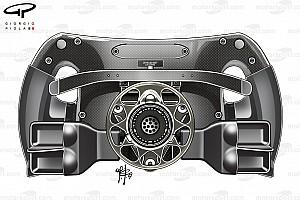 Раскрыто: особые подрулевые «лепестки» Mercedes