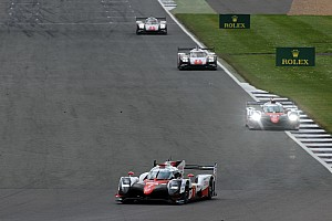 "WEC Breaking news Toyota ""scared"" by slim margin over Porsche, says Buemi"