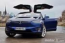 Auto Essai du Tesla Model X - Les ailes du désir!