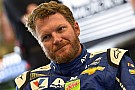 Earnhardt hopes for better luck after wrecking out at Indianapolis