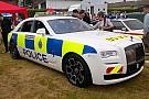 Auto Une Rolls-Royce Ghost aux couleurs de la police anglaise