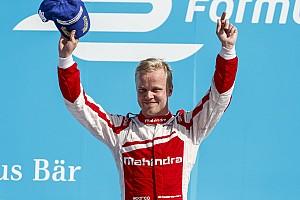 IndyCar Nieuws Rosenqvist opnieuw in actie tijdens IndyCar-test