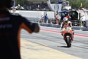 MotoGP Reporte de pruebas Márquez domina el test de Barcelona; Viñales segundo, como ya vaticinó